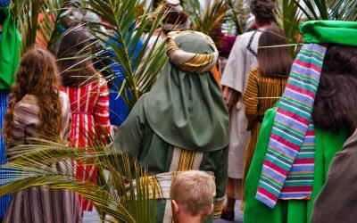 """""""And Jesus Wept"""" – Reflecting on Palm Sunday"""