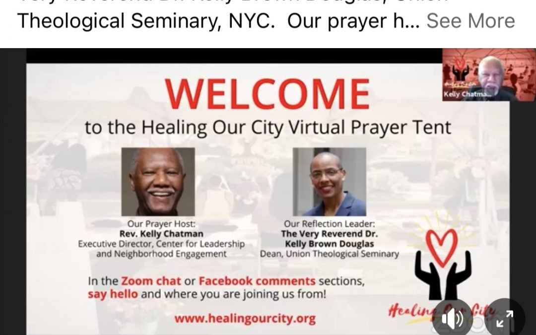 Healing Our City: Spiritual Direction during a Time of Social Upheaval